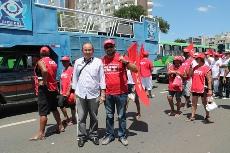 APEOC na 7ª Marcha à Brasília