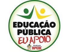 """Lançamento Campanha """"Educação Pública, Eu Apoio"""""""