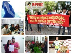 APEOC: Lutas e Vitórias!