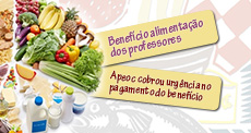 Sindicato cobra pagamento do Benefício Alimentação dos Professores das escolas profissionais