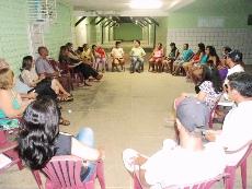 APEOC e Escola Marcos Valentim: Lotação e Matrícula em Escola do bairro