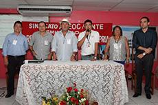 Regime de Previdência Própria é discutido na APEOC em Seminário