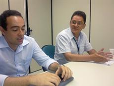 Reunião comissão técnica APEOC e SEDUC