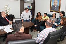 APEOC na AL-CE: Seminários com Funcionários e Aposentados