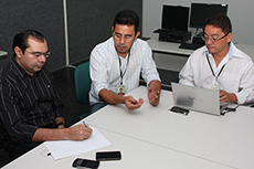 Audiência Sindicato APEOC e SEDUC – 10/05/2013