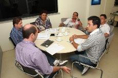 Rede Municipal de Fortaleza – Secretário Ivo Gomes Recebe Sindicato-APEOC em Audiência
