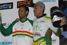 Bicicross na Argentina:Professor-Atleta apoio APEOC