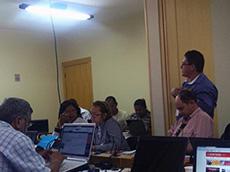 Sindicato APEOC participa de Oficina Financiamento, Piso e Carreira na CNTE