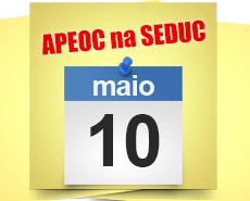 APEOC na SEDUC (10/5): Pendências