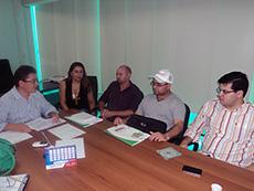 Comissão de Ocara reune-se na Sede do Sindicato APEOC