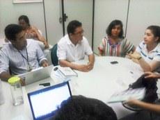 Sindicato APEOC se reune com comissão de concurso professor estado foi garantido oferta de vagas para sociologia e ampliação definitiva