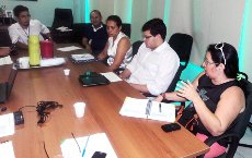 Fortalecimento da Organização Municipal do Sindicato APEOC