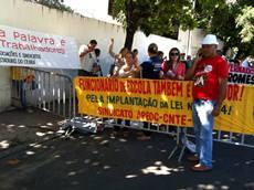 Fórum Unificado das Associações e Sindicatos dos Servidores faz reivindicações ao Governo do Estado