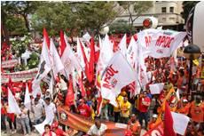 Sindicato APEOC no Dia Nacional de Paralisação e Mobilização