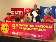 Sindicato APEOC participa do 9º Encontro Nacional de Aposentados em Vitória – Espírito Santo