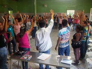 Palhano: Termina Greve Vitoriosa