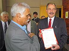 Aloizio Mercadante homologa o parecer nº 18/2012 do CNE/CEB