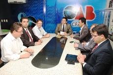 TJCE atende OAB-CE e disponibiliza acesso digital aos processos de precatórios