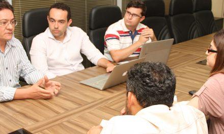 Reunião de trabalho comissão técnica SEDUC e APEOC