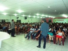 ENEM:Gestores de Escolas em Plenária na APEOC