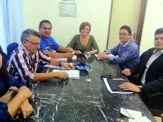 Sindicato APEOC discute reformulação do PCCR dos professores municipais com a prefeita de Tauá