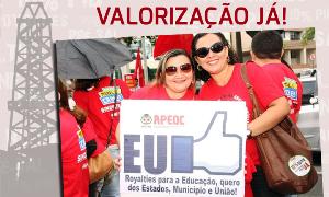 APEOC lança Campanha pela Valorização dos Profissionais da Educação