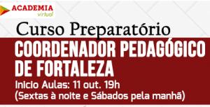 Seleção Coordenador Pedagógico -Entrega de documentos 1ª fase