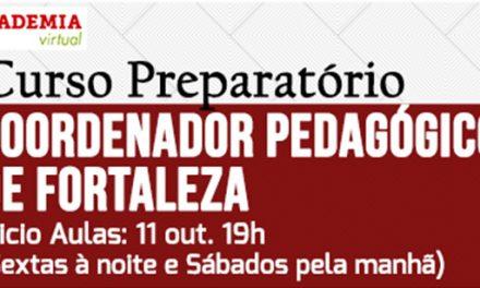 Não perca o prazo de Inscrição: Seleção Coordenador e Curso APEOC!