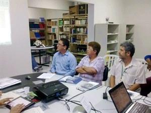 APEOC participa de reunião com Conselho Estadual do FUNDEB