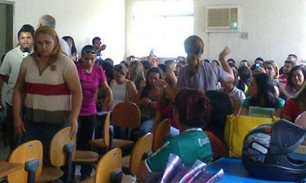 Concurso Chorozinho: Sindicato APEOC participa de audiência no MPT