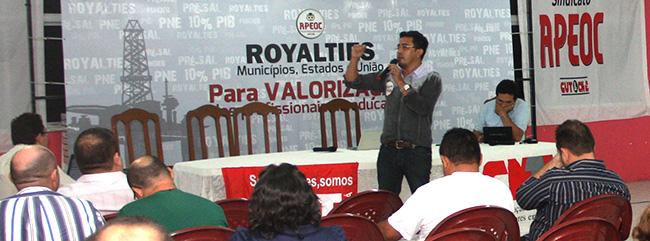 """""""1o. Seminário das Bases Municipais do Sindicato APEOC"""""""