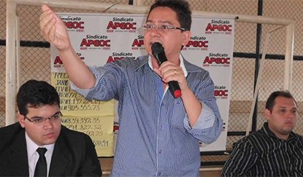 Assembleia Geral professores e servidores Chorozinho filiados ao Sindicato APEOC