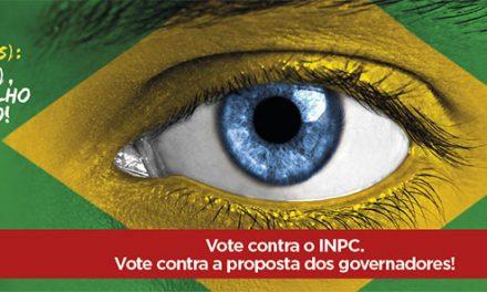 Trabalhadores da Educação de olho no voto dos deputados
