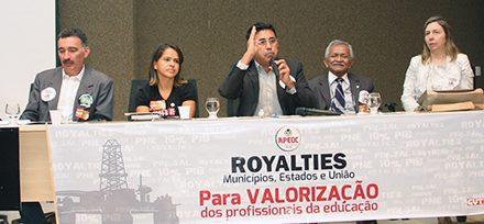 Royalties para a Educação: APEOC sai na frente!
