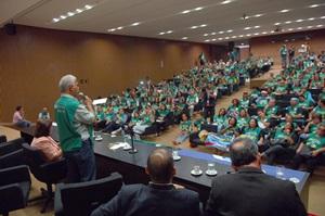 Ocupação do Congresso garante que projeto não seja votado este ano