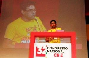 Congresso da CNTE: APEOC defende Valorização dos Educadores com Nacionalização da Carreira e Financiamento