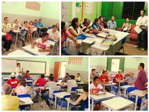 Cariri: Escola por escola, APEOC mobiliza para Greve Nacional