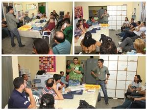 EEFM Estado de Alagoas: Visitada e Mobilizada!