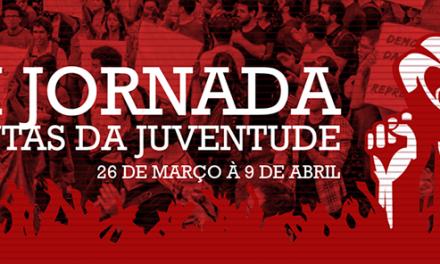 1º de Abril é Dia Estadual de Luta! Vamos todos Participar!