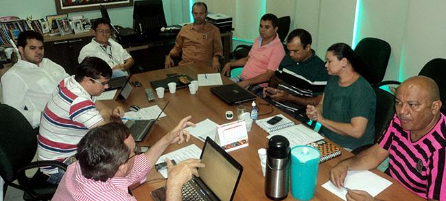 Pereiro: APEOC Municipal tem primeira rodada de negociação