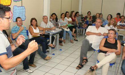 CEJA Paulo Freire mobilizado para a luta