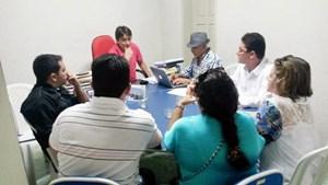 APEOC em Jaguaruana e Massapê: Semana Nacional em Defesa e Promoção da Educação Pública