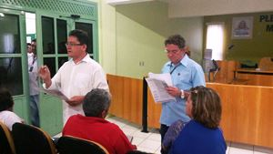 Jaguaruana: Audiência Pública reúne professores do estado e do município