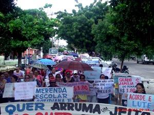 APEOC Ocara: Junte-se a nós na Agenda de Lutas!