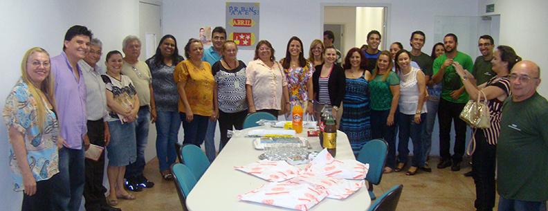 EEEP  Prof. Jaime Alencar comemora 1º aniversário