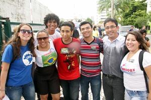 Dia Estadual de Luta:Participação efetiva da APEOC na Jornada da Juventude Brasileira