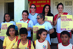 Aposentados de Ipu e Guaraciaba reunidos e na luta com APEOC