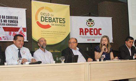 Repercutem Nacionalmente Propostas APEOC por mais Financiamento para Educação Pública