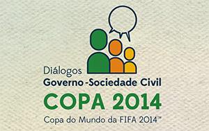 """APEOC no Seminário """"Diálogos Governo-Sociedade Civil:Copa 2014"""""""