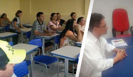 Jaguaruana: Negociação garante Reajuste, Reesturação Carreira e Implantação 1/3 Atividade Extraclasse